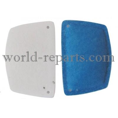 Воздушный фильтр бензопилы Stihl 181(синий)