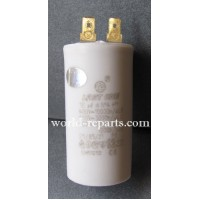 Конденсатор CBB60 35 мкФ 450V клеммы