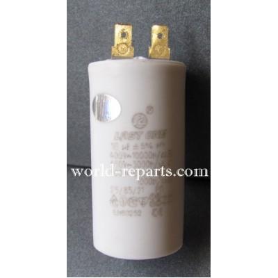 Конденсатор CBB60 14 мкФ 450V клеммы