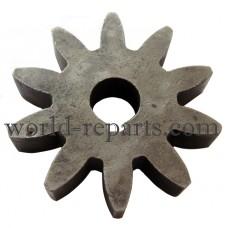 Шестерня бетономешалки-5(65мм*15мм*14*10з)