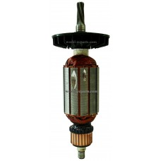 Якорь прямой перфоратор Bosch 2-24-№24(153*35*42.5*6з вл)
