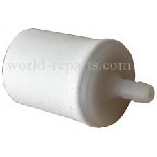 Топливный фильтр белый