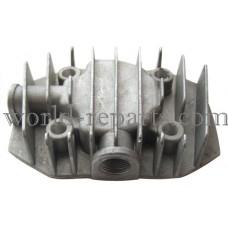 Крышка блока цилиндров компрессора 129 мм