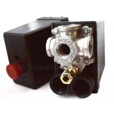 Автоматика компрессора 220V  3 выхода (№4)