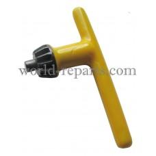 Ключ к патрону дрели 13 мм(жёлтый)