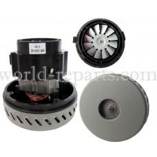 Двигатель моющего пылесоса 1400 Вт(Д7 140*145)
