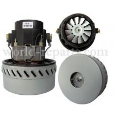 Двигатель моющего пылесоса 1400 Вт (Д8 170*143)