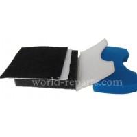 Набор фильтров к пылесосу Samsung FSM45(5шт)
