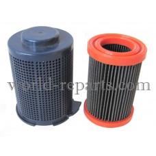 HEPA фильтр для пылесоса LG (113 мм)