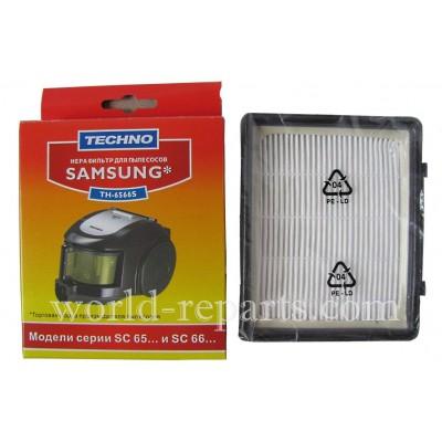 HEPA фильтр пылесоса Samsung TH6566S