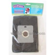 Мешок для пылесоса черный универсальный (10*109*47)